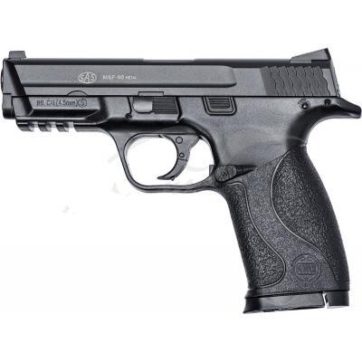 Пневматический пистолет SAS MP-40 Metal 4,5 мм (AAKCMD481AZB) - зображення 1