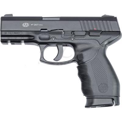 Пневматический пистолет SAS Taurus 24/7 Metal 4,5 мм (AAKCMD461AZB) - зображення 1