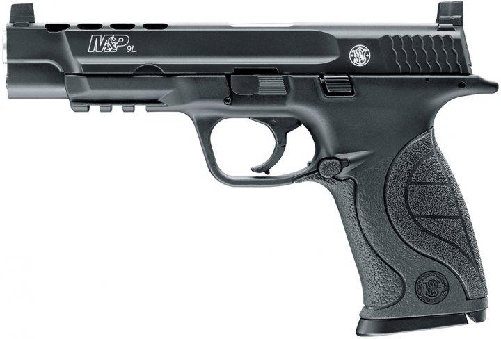 Пневматический пистолет Umarex Smith & Wesson M&P 9L (5.8349) - изображение 1