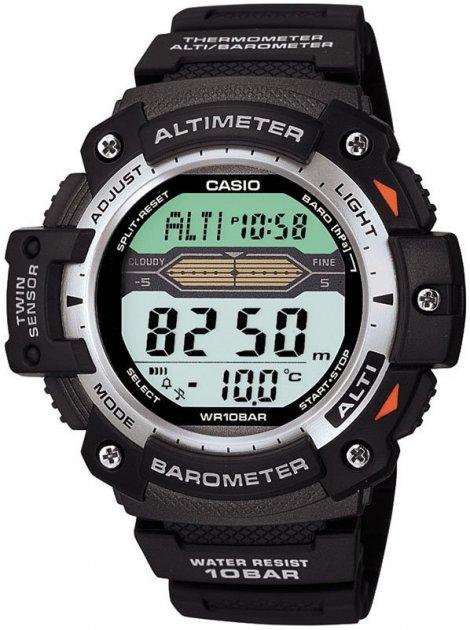 Чоловічі годинники CASIO SGW-300H-1AVER - зображення 1