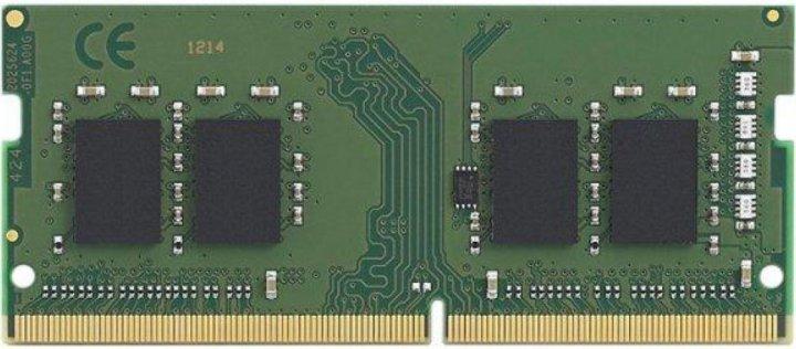 Оперативная память Kingston SODIMM DDR4-2666 4096MB PC4-21300 (KVR26S19S6/4) - изображение 1