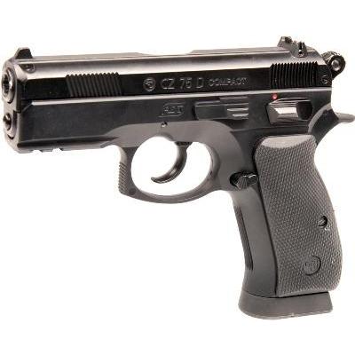 Пневматический пистолет ASG CZ 75D Compact - изображение 1