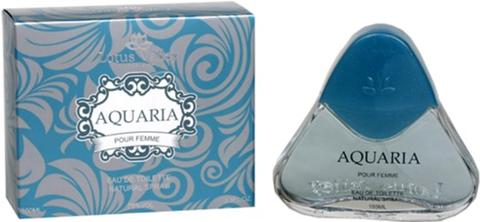 Туалетная вода для женщин Lotus Valley Aquaria (Aqua Di Goia) 100 мл (6291104322486) - изображение 1