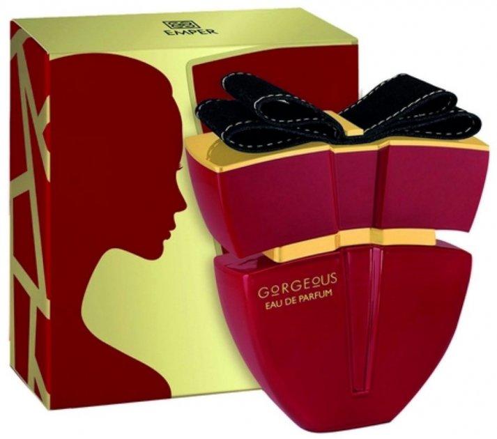 Парфюмированная вода для женщин Emper Gorgeous Red 80 мл (6291103663467) - изображение 1