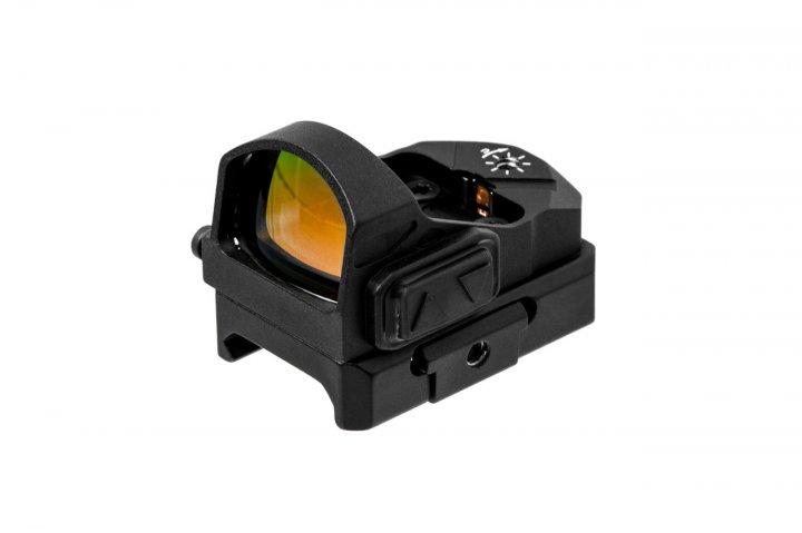 Приціл приціл Bushnell AR Optics Engulf, Micro Reflex Red Dot 5 MOA - зображення 1