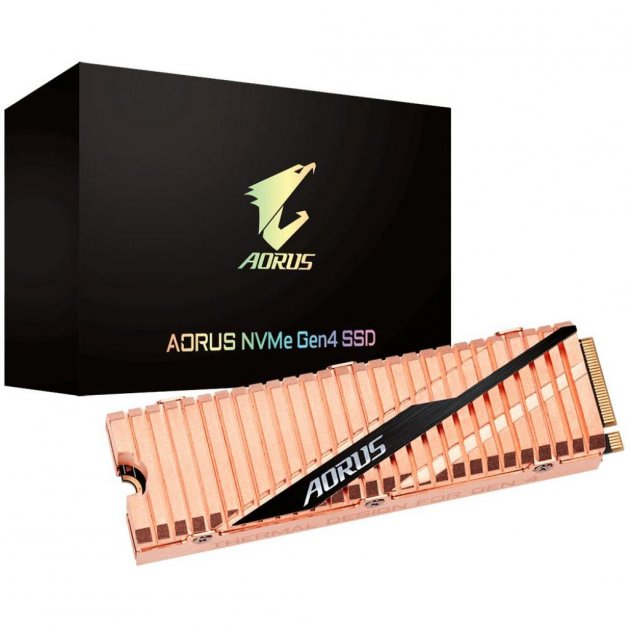Накопичувач SSD M. 2 2280 500GB GIGABYTE (GP-ASM2NE6500GTTD) - зображення 1