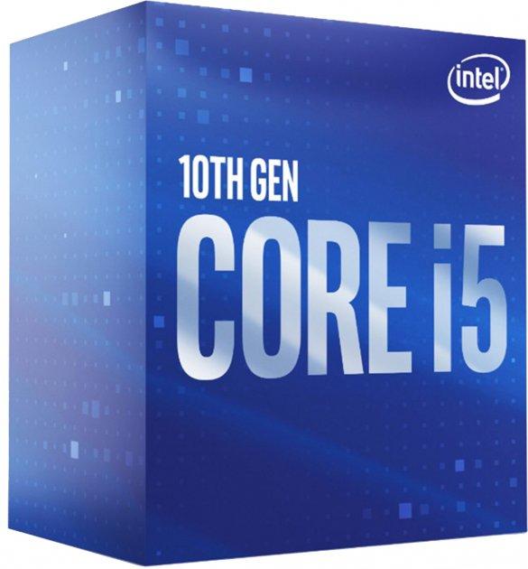 Процесор Intel Core i5-10500 3.1GHz / 12MB (BX8070110500) s1200 BOX - зображення 1
