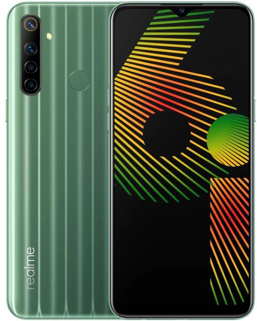 Мобільний телефон Realme 6i 3/64GB Green - зображення 1