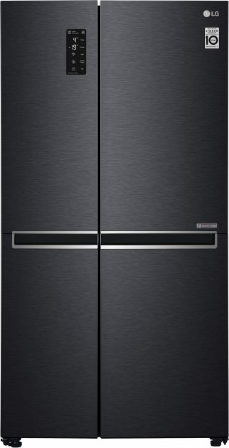 Side-by-side холодильник LG GC-B247SBDC - изображение 1