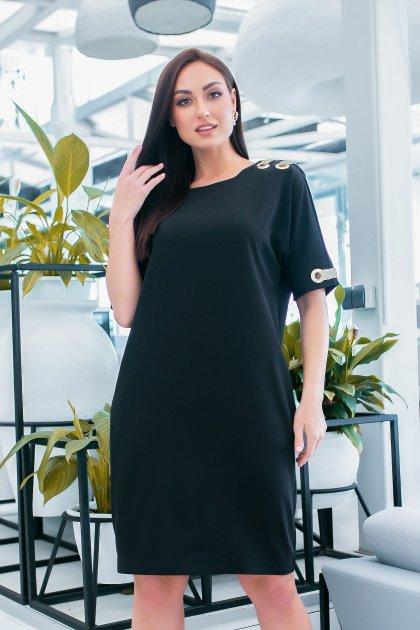 Плаття Van Gils 543 52 Чорне (2000000425542) - зображення 1