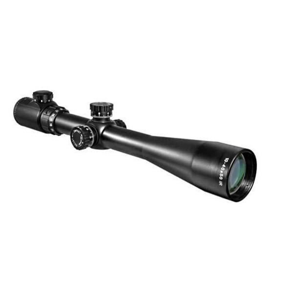 Прицел оптический Barska SWAT Extreme 10-40x50 SF (IR Mil-Dot) - изображение 1