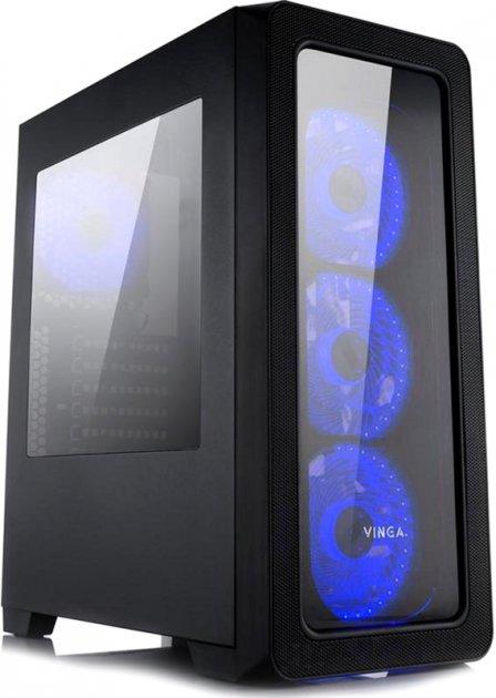 Корпус Vinga CS209B Blue - зображення 1