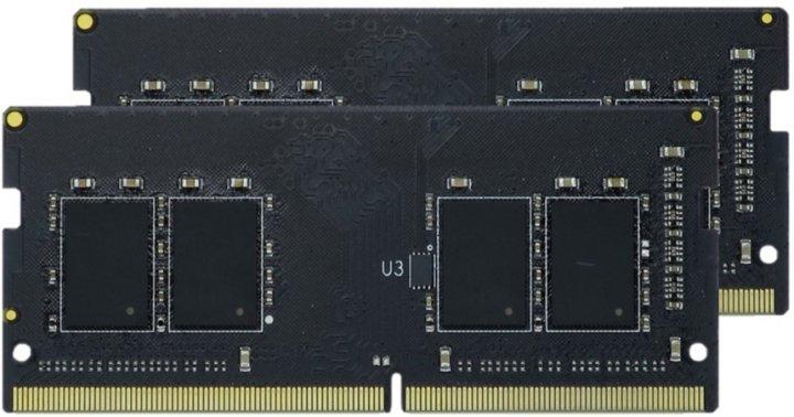 Оперативна пам'ять Exceleram SODIMM DDR4-2133 16384MB PC4-17000 (Kit of 2x8192) (E41621SD) - зображення 1