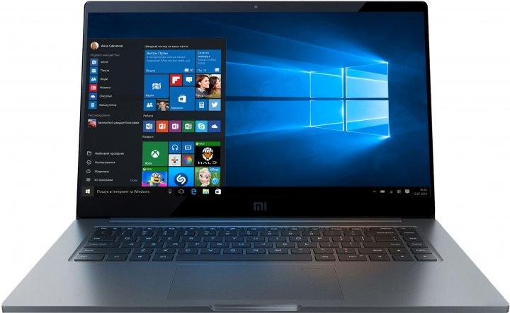 """Ноутбук Xiaomi Mi Notebook Pro 15.6"""" (JYU4058CN) - изображение 1"""