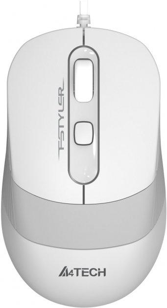 Мышь A4Tech FM10S USB White (4711421950237) - изображение 1
