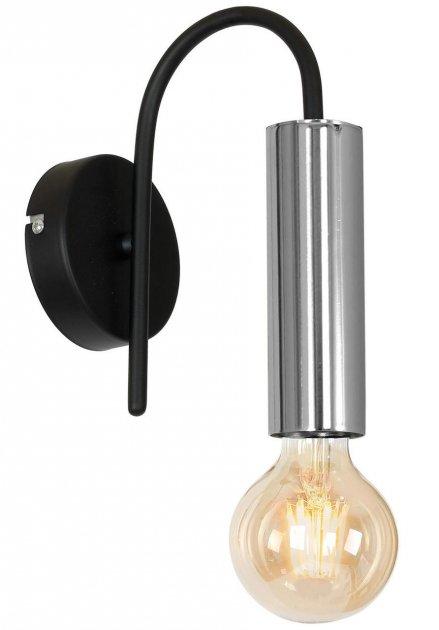 Настінний світильник бра Luminex Loppe Хром (598) - зображення 1
