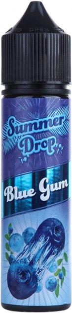 Рідина для електронних сигарет Summer Drop Blue Gum 6 мг 60 мл (Чорниця + жуйка) (SD9262) - зображення 1