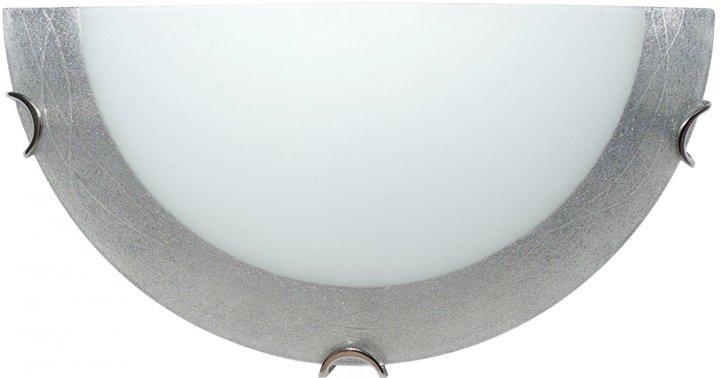Светильник настенный Декора Мираж 24141 серебро (DE-44195) - изображение 1