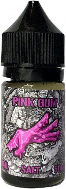 Рідина для POD-систем Parom Vape Labs Pink Gum 50 мг 30 мл (Жувальна гумка + м'ята) (PVS-PG-30-50) - зображення 1