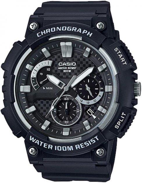 Чоловічий годинник CASIO MCW-200H-1AVEF - зображення 1