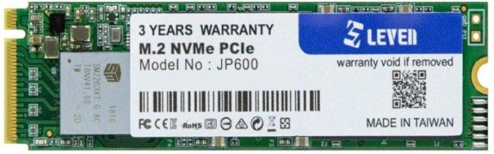 Leven JP600 1TB M.2 2280 PCIe 3.0 x4 3D NAND TLC (JP600-1TB) - зображення 1