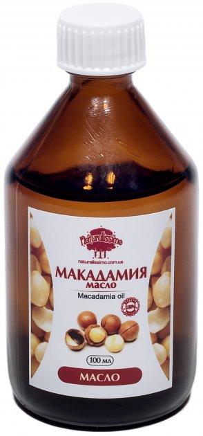 Олія макадамії для тіла Naturalissimo масажна 100 мл (2000000015880) - зображення 1