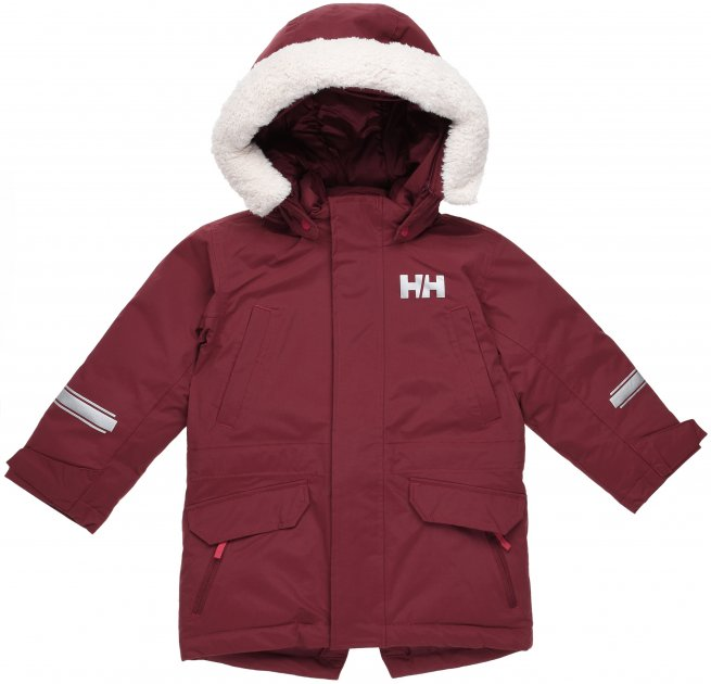 Зимняя парка Helly Hansen K Isfjord Down Parka 40341-146 5 р (7040055650693) - изображение 1