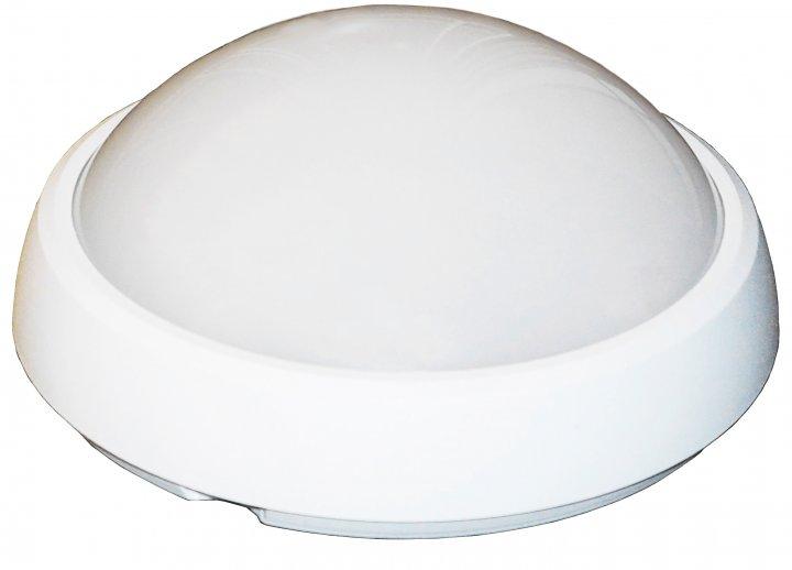 Потолочный светильник ELCOR LED 8W 4200K Круг (713010) - изображение 1