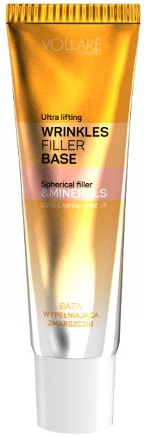 База під макіяж Vollare Cosmetics Ліфтинг від мімічних зморшок 30 мл (5902026644051) - зображення 1