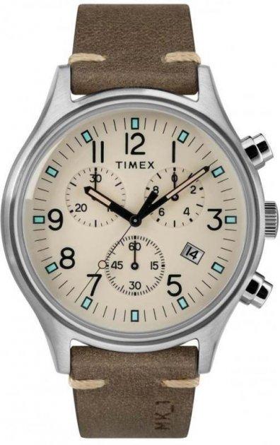 Чоловічі годинники Timex Tx2r96400 - зображення 1