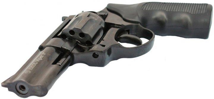 "Револьвер под патрон Флобера Ekol viper 3"" Black - изображение 1"