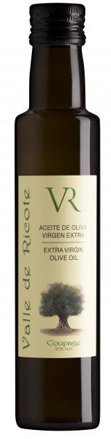 Фермерское оливковое масло Valle de Ricote Extra Virgin Купаж 250 мл (8437010683015) - изображение 1