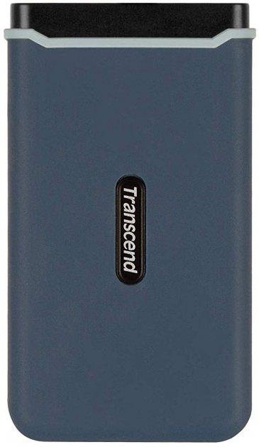 Transcend ESD370C 1TB USB 3.1 Type-C 3D NAND TLC (TS1TESD370C) External - изображение 1