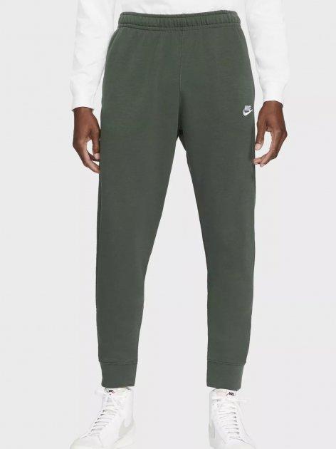 Спортивные штаны Nike M Nsw Club Jggr Ft BV2679-370 L (193147709353) - изображение 1