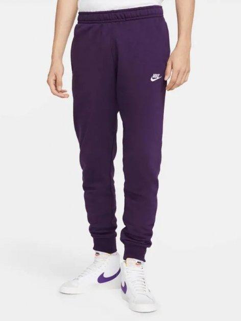 Спортивные штаны Nike M Nsw Club Jggr Ft BV2679-525 S (194502932232) - изображение 1