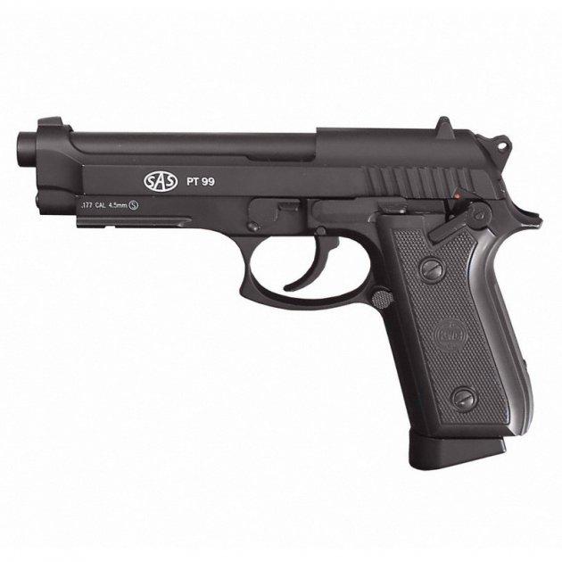 Пістолет пневматичний SAS PT99 - зображення 1