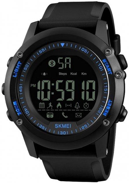 Мужские часы Skmei 1321BOXBL Blue BOX - изображение 1