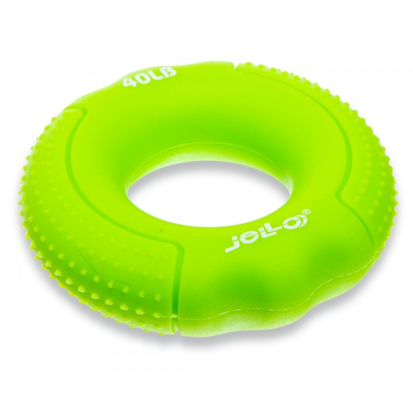 Эспандер кистевой Кольцо (1шт) FI-1788 Green (PS00972) - изображение 1