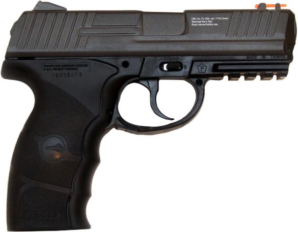 Пістолет пневматичний Borner W3000 m 4.5 мм (8.3021) - зображення 1