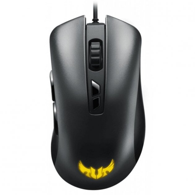 Мишка ASUS TUF M3 USB Black (90MP01J0-B0UA00) - зображення 1