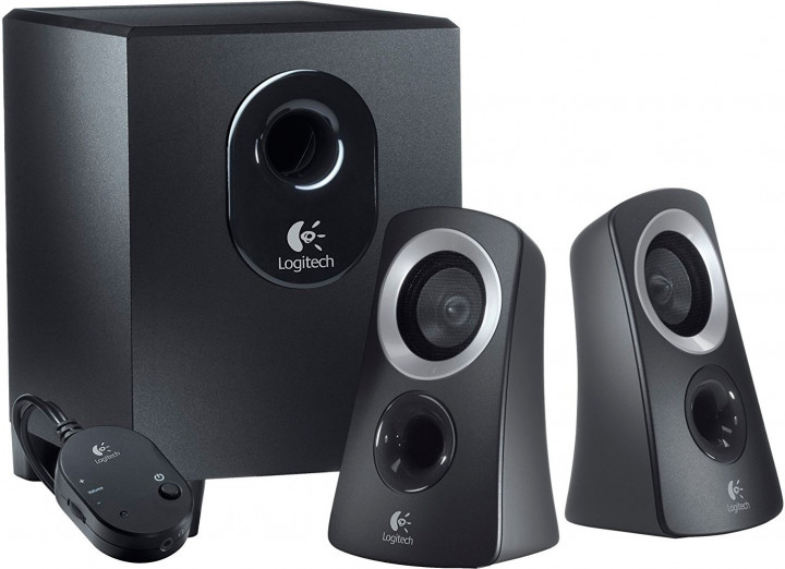 Колонки Speakers Logitech System Z313 (980-000413) - зображення 1