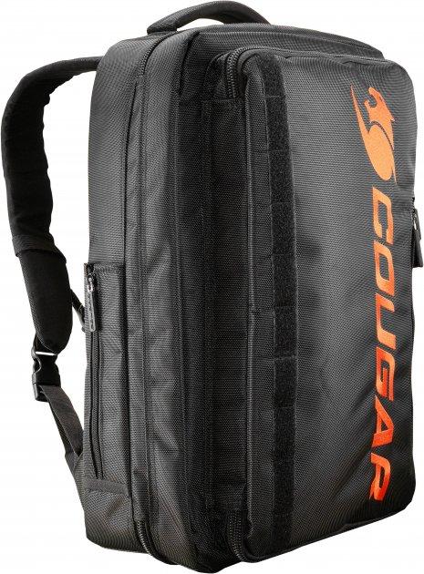 "Рюкзак для ноутбука Cougar Fortress 15.6"" Black/Orange - изображение 1"