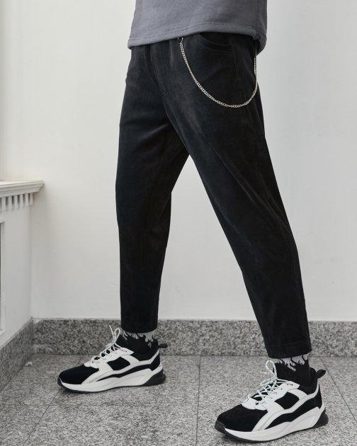Брюки мужские укороченные Over Drive Edge черные XL - изображение 1