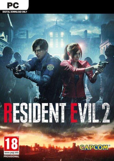 Resident Evil 2 для ПК (PC-KEY, русские субтитры, электронный ключ в конверте) - изображение 1