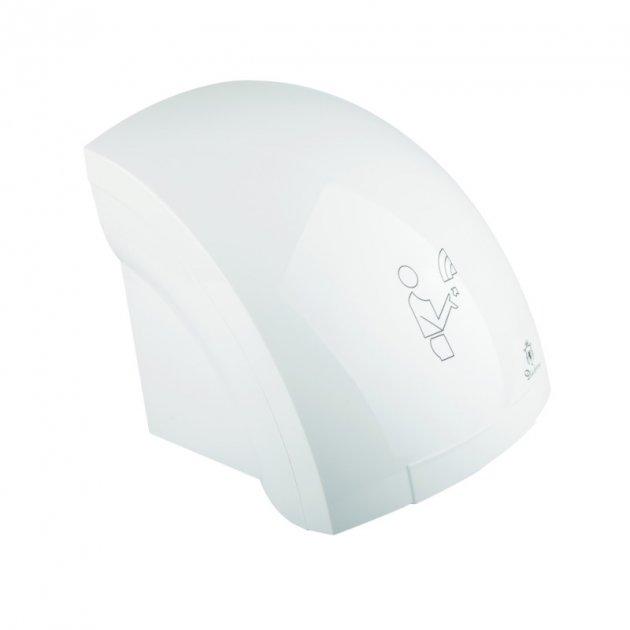 Сушарка для рук Lidz (WHI)-130.01.92 1800 W - зображення 1