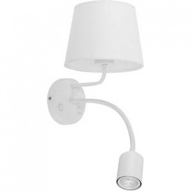 Бра TK Lighting MAJA WHITE 2535 - зображення 1