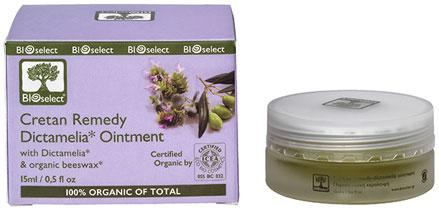 Мазь диктамелия BIOselect с пчелиным воском и витамином Е 15 мл (5200306431323) - изображение 1