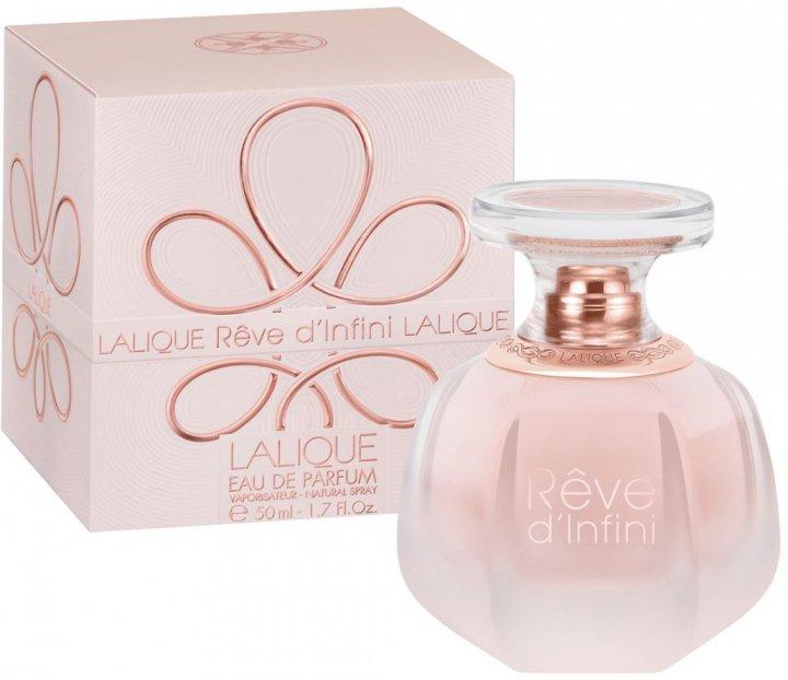 Парфюмированная вода для женщин Lalique Reve D'Infini 50 мл (7640111502623) - изображение 1