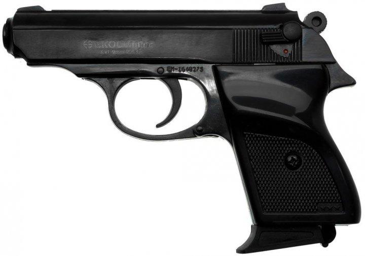 Стартовий пістолет Ekol Major Black - зображення 1