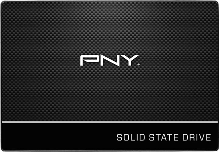 """PNY CS900 120GB 2.5"""" SATAIII 3D NAND TLC (SSD7CS900-120-RB) - зображення 1"""